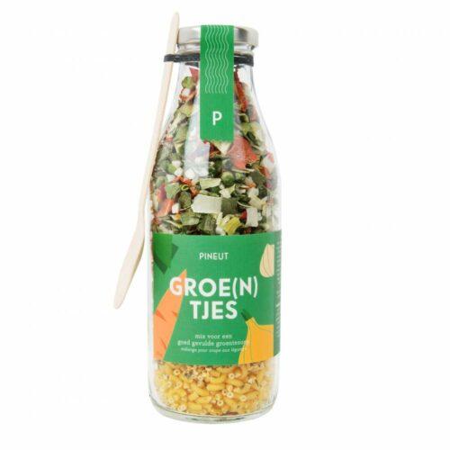 Pineut - Groentensoep (groe(n)tjes) 210 gram