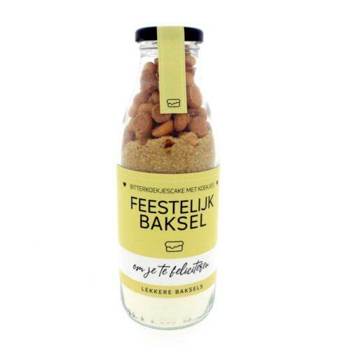 Pineut - lekkere baksels - feestelijk 380 gram