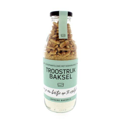 Pineut - lekkere baksels - troostrijk 380 gram