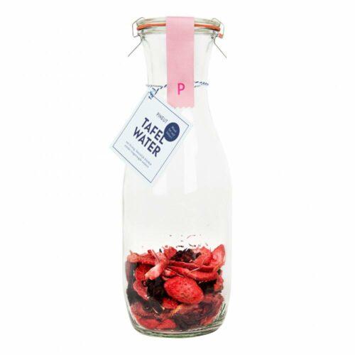 Pineut - tafelwater aardbei & hibiscus 30 gram