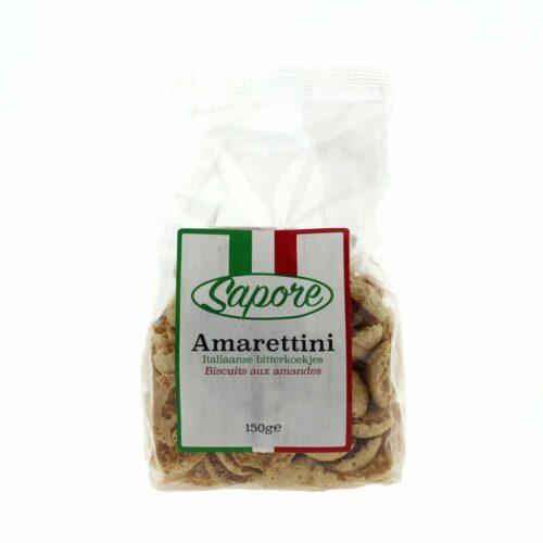 Sapore - amarettini 150 gram