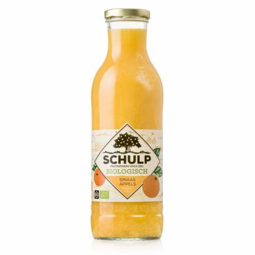 Schulp - sinaasappelsap BIO 750ml