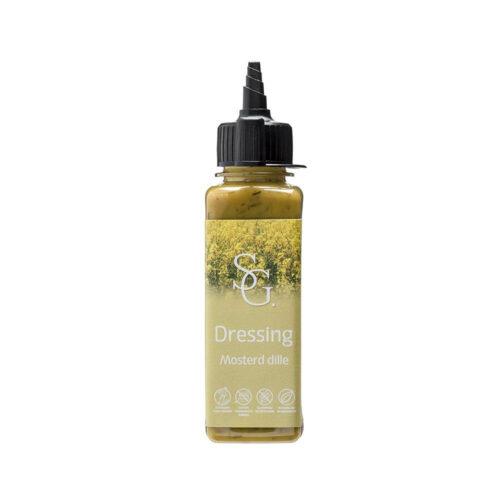 Smaakgeheimen - dressing mosterd honing 140ml