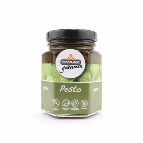 Smaakgeheimen - groene pesto 110ml