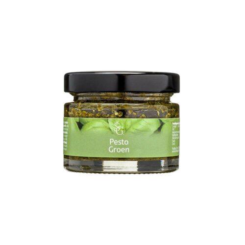 Smaakgeheimen - groene pesto 50ml