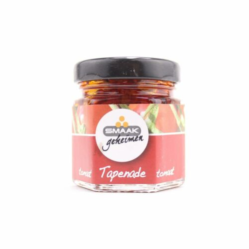 Smaakgeheimen - tomatentapenade 45ml