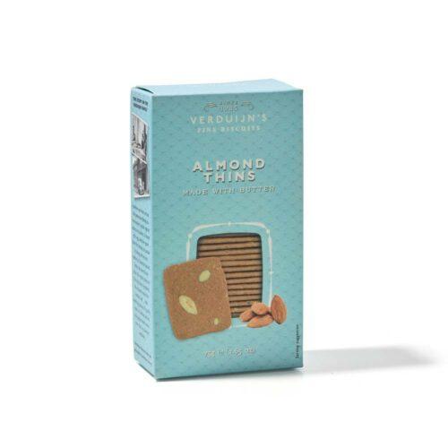 Verduijn's Fine Biscuits amandelkoekjes 75 gram