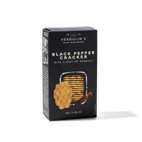 Verduijn's Fine Biscuits pepercrackers 75 gram