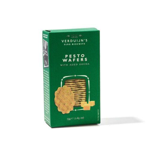 Verduijn's Fine Biscuits pestowafels 75 gram