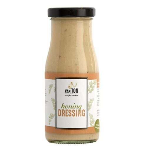 van TON - dressing honing 150gr