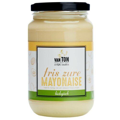 van TON - fris zure mayonaise 310gr