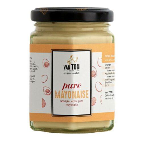 van TON - pure mayonaise 160gr