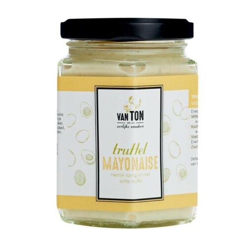 van TON - truffel mayonaise 160gr