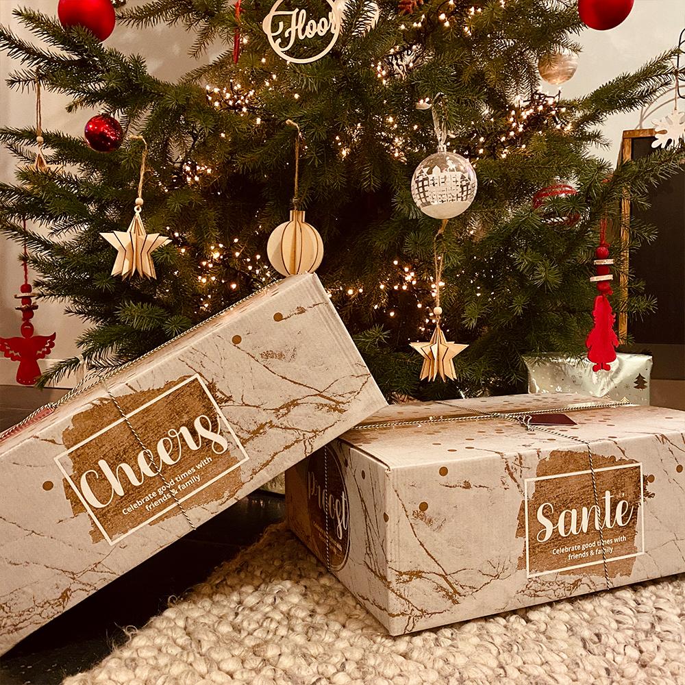 kerstpakket-van-De-Smaakmobiel-onder-de-boom